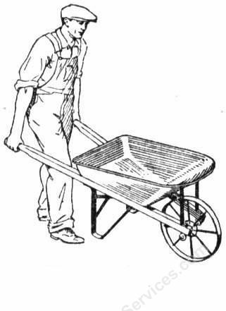 Fat Farmer, Agronomist. Funny Gardener Man Cartoon Character.. Royalty Free  Cliparts, Vectors, And Stock Illustration. Image 124144239.